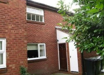 Thumbnail 1 bed flat to rent in Northleach Close, Blackpole, Worcester