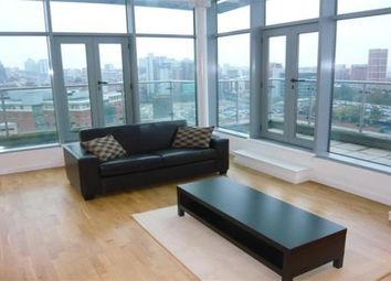 Thumbnail 2 bed flat to rent in Gotts Road, Leeds