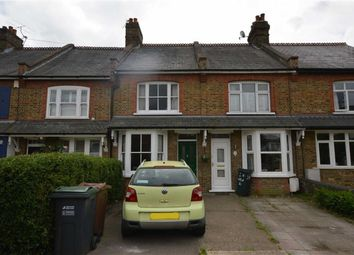 Thumbnail 2 bed terraced house for sale in New Road, Croxley Green, Rickmansworth Hertfordshire