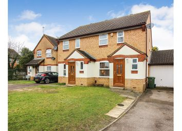 Thumbnail 3 bed semi-detached house for sale in The Nightingales, Stanwell