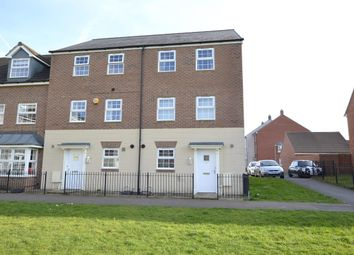 Thumbnail 5 bed end terrace house to rent in Coningsby Walk, Thatcham Avenue Kingsway, Quedgeley, Gloucester