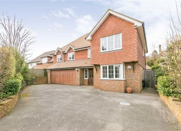 Thumbnail 5 bed detached house for sale in Albertine Close, Epsom, Surrey