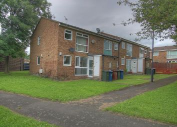 Thumbnail 1 bedroom flat for sale in Burnham Avenue, Newcastle Upon Tyne