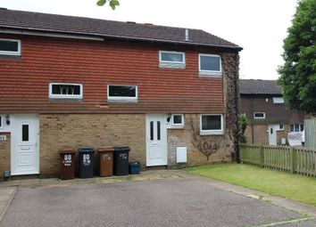 Thumbnail 3 bed property to rent in Great Gull Crescent, Northampton