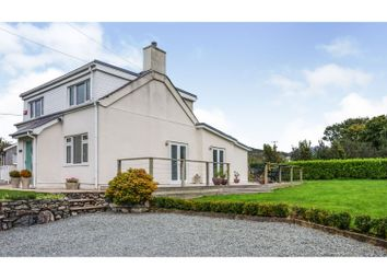 Thumbnail 3 bed detached house for sale in Penisarwaun, Gwynedd
