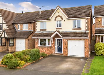 Thumbnail 4 bed detached house for sale in Blackberry Way, Woodseaves, Stafford