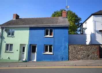 Thumbnail 2 bedroom terraced house for sale in Prendergast, Haverfordwest