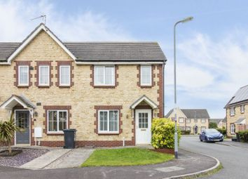 Thumbnail 2 bed end terrace house for sale in Old Castle Close, St. Brides Wentlooge, Newport