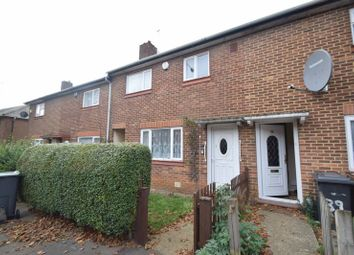 Thumbnail 3 bed terraced house to rent in Derwent Road, Luton