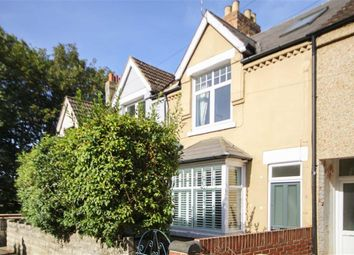 Thumbnail 3 bedroom terraced house for sale in Dixon Street, Old Town, Swindon, Wiltshire