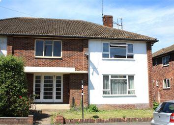 Thumbnail 2 bedroom maisonette for sale in Send Road, Caversham, Reading, Berkshire