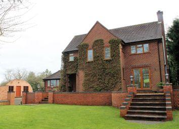 Thumbnail 3 bed detached house for sale in Buckeridge, Kidderminster