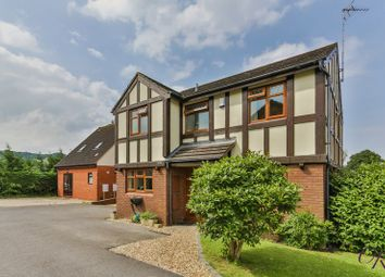 Thumbnail 4 bed detached house for sale in Brizen Lane, Leckhampton, Cheltenham