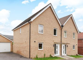 Thumbnail 3 bedroom semi-detached house for sale in The Parks, Berkshire