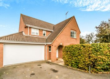 Thumbnail 4 bed detached house for sale in Conway Drive, Thrapston, Kettering