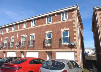 Thumbnail 3 bedroom property to rent in Heol Dewi Sant, Birchgrove, Cardiff