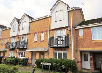 Thumbnail 4 bed terraced house to rent in Chorley Way, Coventry