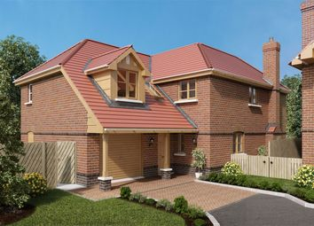Thumbnail 4 bed detached house for sale in Farley, The Oaks, Sindlesham
