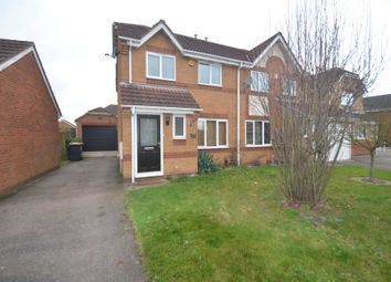 Thumbnail 3 bed semi-detached house to rent in Belfry Close, Elstow, Bedford
