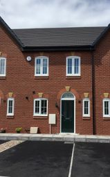 Thumbnail 2 bed terraced house to rent in Unity Drive, Pelsall, Walsall