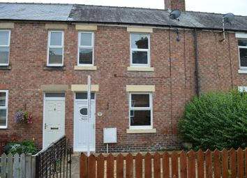 Thumbnail 2 bedroom terraced house for sale in Pretoria Avenue, Morpeth