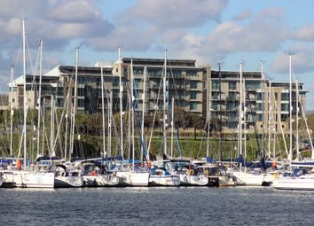 Thumbnail 4 bed flat for sale in Queen Anne's Quay, Parsonage Way, Plymouth, Devon