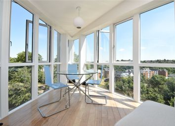 Thumbnail 2 bed flat for sale in Park Lane, Greenhithe