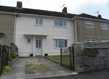 Thumbnail 3 bed terraced house for sale in Brynsierfel, Llanelli