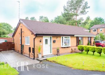 Thumbnail 2 bed semi-detached bungalow for sale in Clover Field, Clayton-Le-Woods, Chorley