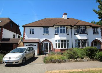 Thumbnail 5 bed semi-detached house for sale in The Close, Petts Wood, Orpington, Kent