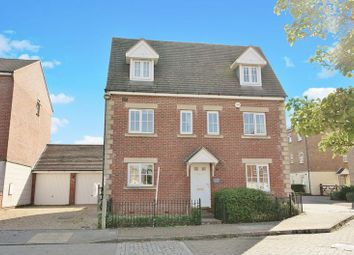 Thumbnail 6 bed detached house for sale in Jasmine House, Ashmead Road, Banbury