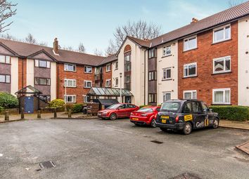Thumbnail 2 bed flat for sale in Canterbury Gardens, Salford