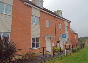 Thumbnail 4 bedroom terraced house for sale in Costessey, Norwich, Norfolk