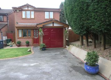 Thumbnail 4 bed detached house for sale in Britannia Gardens, Rowley Regis