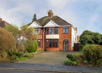 3 bed semi-detached house for sale in Rugby Road, Burbage, Hinckley LE10