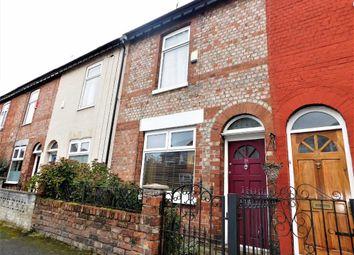 Thumbnail 2 bedroom terraced house for sale in Bowler Street, Levenshulme, Manchester