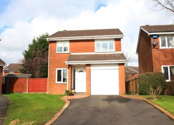 Thumbnail 3 bed detached house for sale in Ontario Close, Lammack, Blackburn, Lancashire