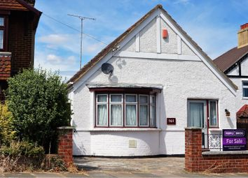Thumbnail 3 bedroom detached bungalow for sale in Lower Higham Road, Gravesend
