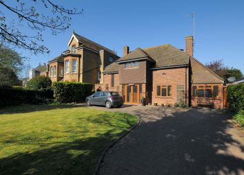 Thumbnail 3 bed detached house for sale in Callis Court Road, Broadstairs