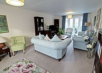 Thumbnail 5 bed detached house for sale in Trinity Way, Papworth Everard, Cambridge