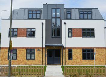 Thumbnail 2 bed flat for sale in Longmead Road, Epsom, Surrey.