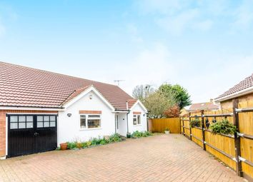 Thumbnail 4 bed bungalow for sale in May Close, Godalming