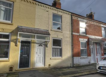 Thumbnail 2 bed terraced house for sale in Westbourne Avenue, Bridlington