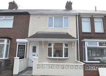 Thumbnail 3 bed terraced house to rent in Bowers Avenue, Grimsby