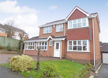 Abbey Lodge Close, Newhall DE11. 5 bed detached house for sale