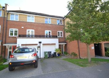 Thumbnail 4 bed property to rent in Plomer Avenue, Hoddesdon