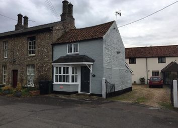 Thumbnail 2 bed semi-detached house for sale in The Old Post Office, 46 High Street, Northwold, Norfolk