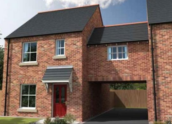 Thumbnail 3 bed terraced house for sale in Meadow Way, Spalding, Peterboroough