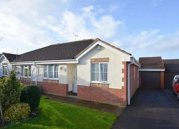 Thumbnail 2 bed semi-detached bungalow for sale in Campion Way, Honiton