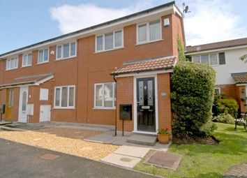Thumbnail 2 bed end terrace house to rent in West Kirby, Wirral